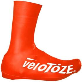 veloToze Road 2.0 Overschoenen Lang, rood
